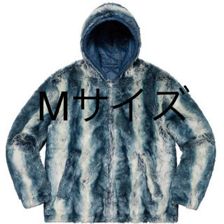 シュプリーム(Supreme)の【Mサイズ】SupremeFaux Fur Hooded Jacket (ブルゾン)