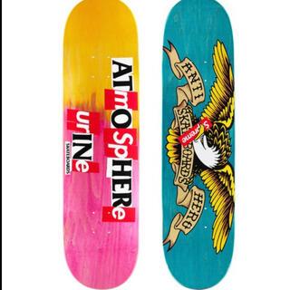 Supreme Antihero skateboard(スケートボード)