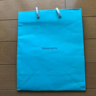 ティファニー(Tiffany & Co.)のティファニーの紙袋(ショップ袋)