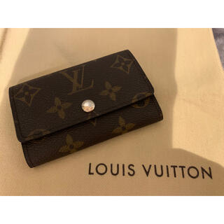 LOUIS VUITTON - 【正規品/CT3069】ルイヴィトン キーケース