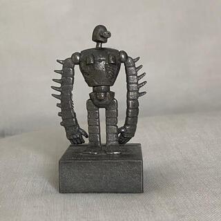 ジブリ - 天空の城ラピュタ ロボット兵 巨神兵 カードスタンド