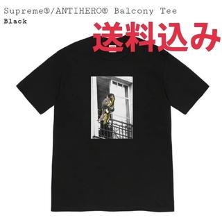 シュプリーム(Supreme)のSupreme×ANTI HERO☆Balcony Tee マイケルTシャツ(Tシャツ/カットソー(半袖/袖なし))