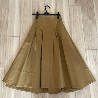FRAY I.D - 美品!FRY I.D × Dickies Aラインスカート チノスカート
