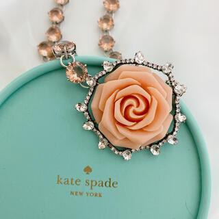 ケイトスペードニューヨーク(kate spade new york)のkate spade new york♤ ネックレス カラードレスお色直し(ネックレス)