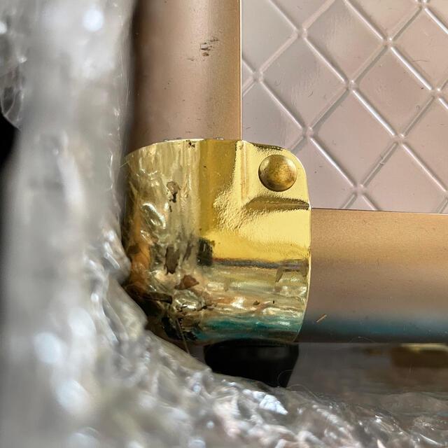 Francfranc(フランフラン)の【桜子🌸様専用】Francfranc ハリウッドボックスS コスメ/美容のメイク道具/ケアグッズ(メイクボックス)の商品写真