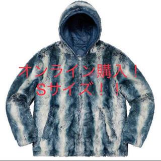 Supreme - Supreme Faux Fur Reversible Jacket Sサイズ