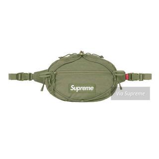 Supreme - Supreme Waist Bag シュプリーム ウエストバッグ カーキ