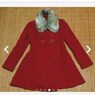 セシルマクビー(CECIL McBEE)のセシルマクビー クリスマスコート(毛皮/ファーコート)