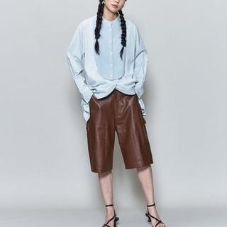 BEAUTY&YOUTH UNITED ARROWS - 美品 6 ROKU DRESS SHIRT2 ドレスシャツ 38サイズ