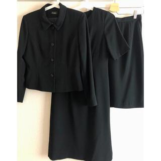 ニッセン(ニッセン)のニッセン ブラックフォーマル3点セット(礼服/喪服)