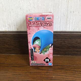 バンプレスト(BANPRESTO)のワンピース ワールドコレクタブルフィギュア トニートニーチョッパー(アニメ/ゲーム)