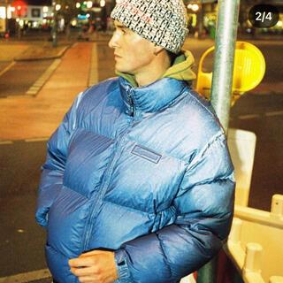 シュプリーム(Supreme)のSupreme Reflective Speckled Down Jacket(ダウンジャケット)