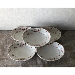 タチキチ(たち吉)のお値下げ たち吉  金彩  赤絵  楕円  小鉢(食器)