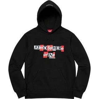 Supreme - XL Supreme Antihero Hooded Sweatshirt 黒