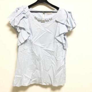 ローズティアラ(Rose Tiara)のローズティアラ 半袖カットソー サイズ38 M(カットソー(半袖/袖なし))