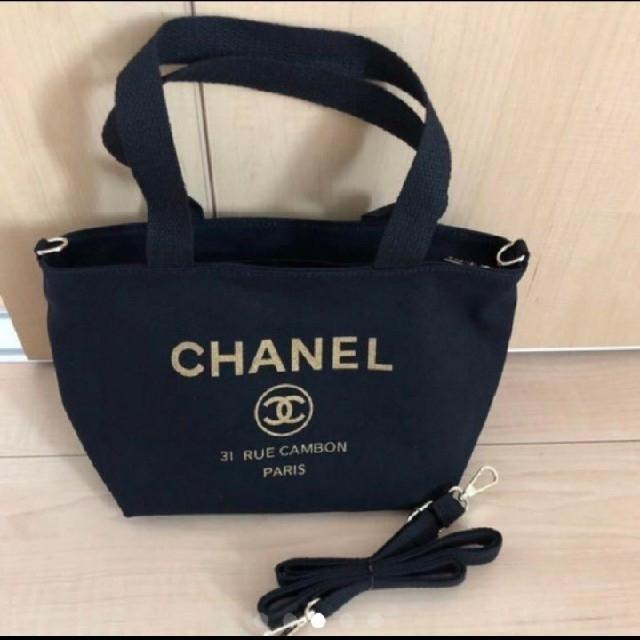 CHANEL(シャネル)のCHANELノベルティーショルダーバッグ レディースのバッグ(ショルダーバッグ)の商品写真