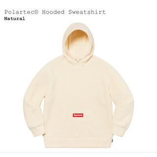 Supreme - Polartec® Hooded Sweatshirt サイズL