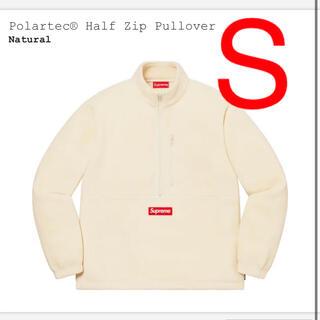 Supreme - Supreme Polartec Half Zip Pullover Sサイズ