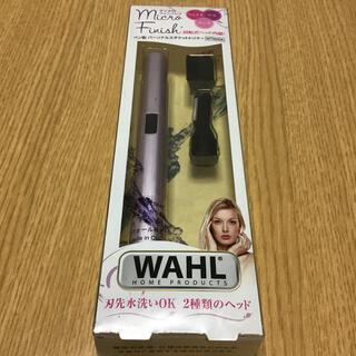 WAHL マイクロフィニッシュ パーソナルエチケットトリマーWT5640A(その他)