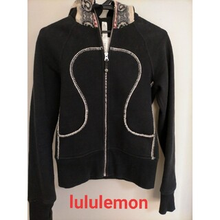 lululemon - lululemonパーカー♡ヨガ、スポーツウェア