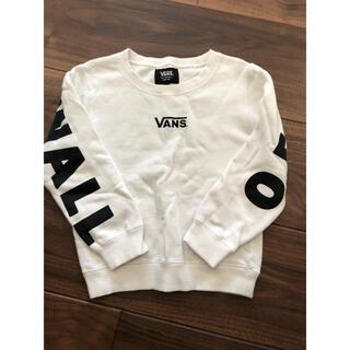 ヴァンズ(VANS)のVANS トレーナー(Tシャツ/カットソー)