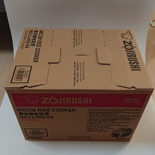 ゾウジルシ(象印)の(maguro様専用)[220~230V仕様] 象印 マイコン炊飯器 3合炊(炊飯器)