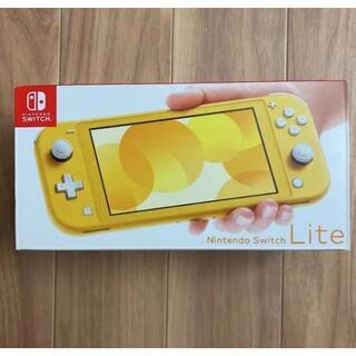 Nintendo Switch Lite [イエロー](携帯用ゲーム機本体)