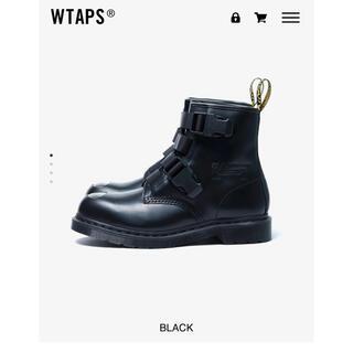 ダブルタップス(W)taps)のwtaps dr.Martens UK9(ブーツ)