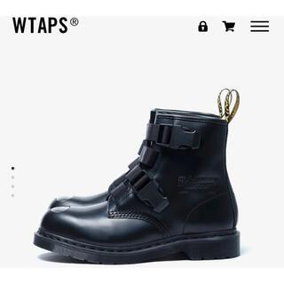 ダブルタップス(W)taps)の新品 wtaps Dr.Martens STOMPER UK8 27.0(ブーツ)