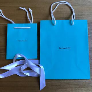 ティファニー(Tiffany & Co.)のTiffany 紙袋セット(ショップ袋)