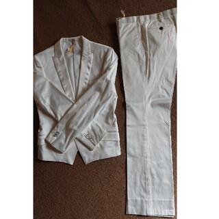 白スーツ(スーツジャケット)
