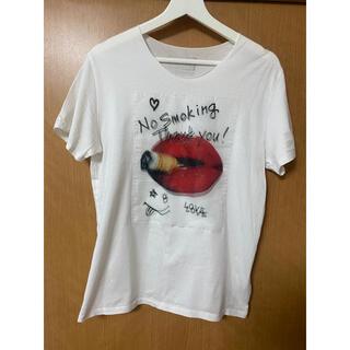 マックスシックス(max six)のmaxsix 3DリップTシャツ(Tシャツ/カットソー(半袖/袖なし))
