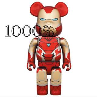 MEDICOM TOY - BE@RBRICK IRON MAN MARK 85 1000%