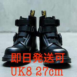 ダブルタップス(W)taps)の[UK8 27cm]WTAPS x Dr.Martens STOMPER(ブーツ)
