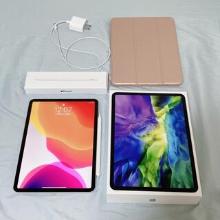 iPad - 11インチ iPadPro (第2世代) Wi-Fiモデル シルバー 128