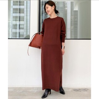 L'Appartement DEUXIEME CLASSE - Knit Dress