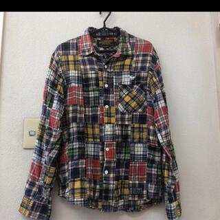 ネイバーフッド(NEIGHBORHOOD)のneighborhood パッチワークシャツ(シャツ)