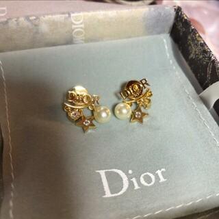 Dior - 【お値下げしました】Dior ピアス 美品