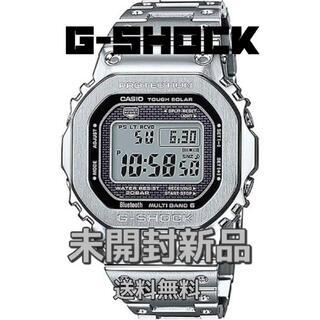 ジーショック(G-SHOCK)の【新品未開封】  G-SHOCK GMW B5000D-1JF  フルメタル(腕時計(デジタル))