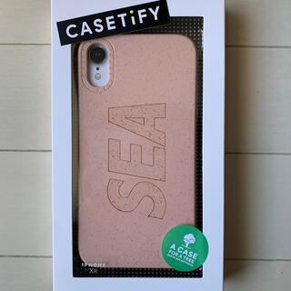 Supreme - CASETiFY x WIND AND SEA iPhoneXR case