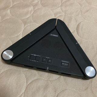 ヤマハ(ヤマハ)の会議用マイクスピーカー PJP-25UR(スピーカー)