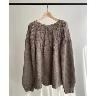 TODAYFUL - louren  crewneck knit pullover