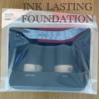 THE FACE SHOP - INK LASTING FOUNDATION