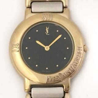 Saint Laurent - サンローラン 腕時計美品  - 4620-E60957Y