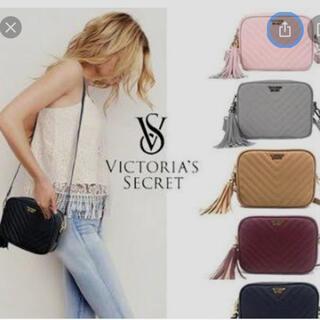 Victoria's Secret - ヴィクトリアシークレット♡ 2wayショルダーバッグ ベージュ新品未使用