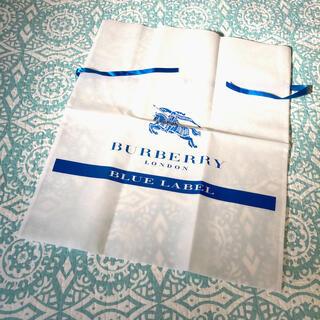 バーバリーブルーレーベル(BURBERRY BLUE LABEL)のBURBERRY(ブルーレーベル)ショップ袋(ショップ袋)