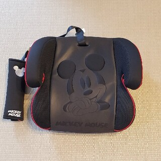 ニシマツヤ(西松屋)のミッキーマウス ジュニアシート(自動車用チャイルドシート本体)