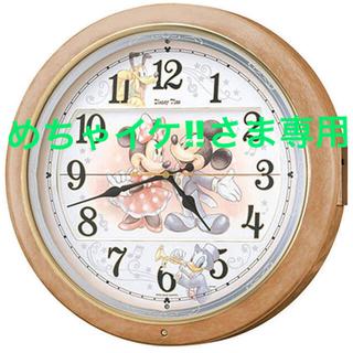 セイコー(SEIKO)のめちゃイケ‼︎様専用SEIKO ディズニー からくり掛け時計(掛時計/柱時計)