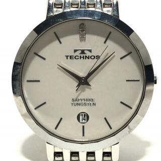 テクノス(TECHNOS)のTECHNOS(テクノス) 腕時計 - TEM698 メンズ(その他)