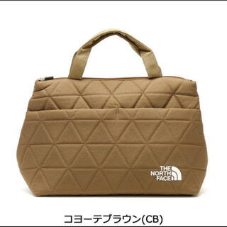 THE NORTH FACE - NM82058 ジオフェイスボックストート THE NORTH FACE